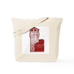 Fox River Red Tote Bag