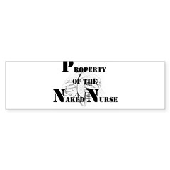 Property of (2) Bumper Sticker (50 pk)