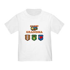 Campgrandma T-Shirt