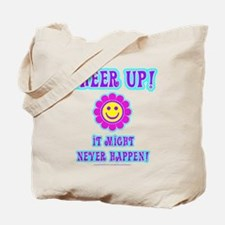 Cheer Up Tote Bag