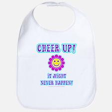 Cheer Up Bib