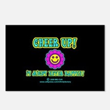 Cheer Up Postcards (Package of 8)