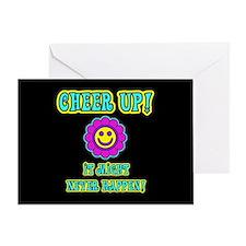 Cheer Up Greeting Card