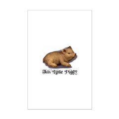 THIS LITTLE PIGGY Posters