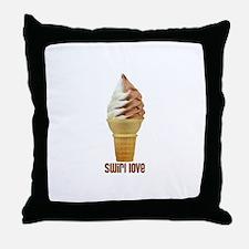 Unique Multiracial Throw Pillow