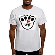 Sloughi Ash Grey T-Shirt