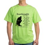 Thinker Green T-Shirt