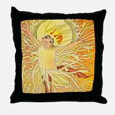 Sunbeam Throw Pillow