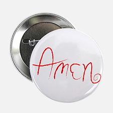 "Amen 2.25"" Button"