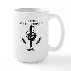 Bullfrog and the Tadpoles Tour Mug