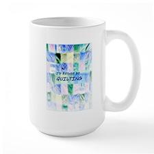 First Quilt Coffee Mug