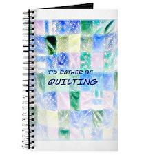First Quilt Journal