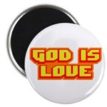 God Is Love T-shirts & Gifts 2.25