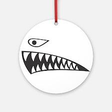 SHARK (1) Ornament (Round)