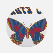 EARTH DAY (butterfly) Ornament (Round)