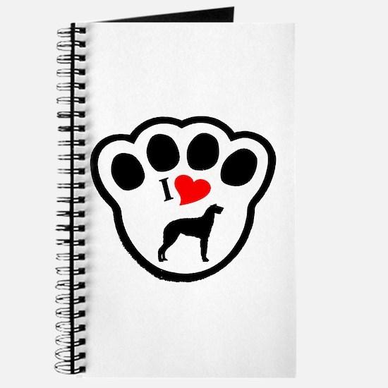 Scottish Deerhound Journal