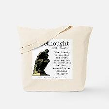 Thinker Tote Bag