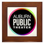 Auburn Public Theater Framed Tile