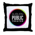 Auburn Public Theater Throw Pillow