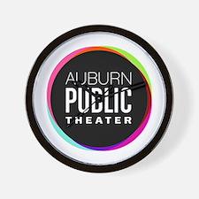 Auburn Public Theater Wall Clock