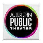 Auburn Public Theater Tile Coaster
