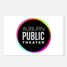 Auburn Public Theater Postcards (Package of 8)