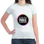 Auburn Public Theater Jr. Ringer T-Shirt