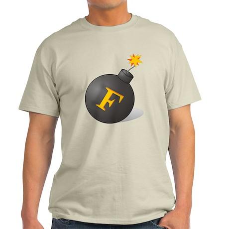 F-Bomb Light T-Shirt