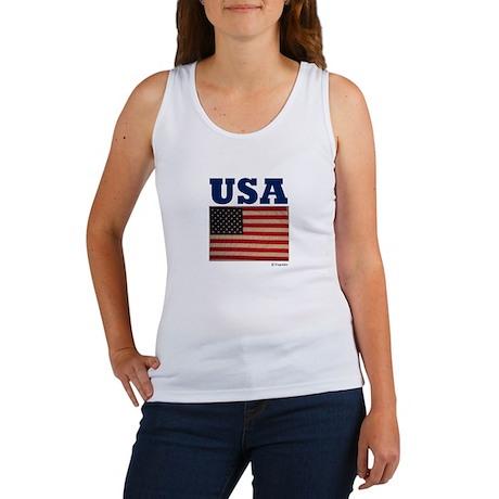 USA / America Apparel Women's Tank Top
