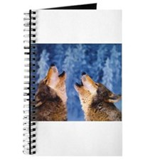 """Howling Wolves"" Journal"