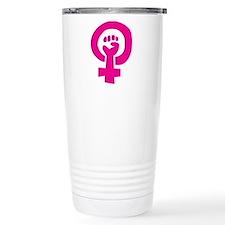 Feminist Pride Travel Mug