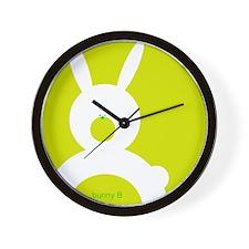 bunny B Wall Clock