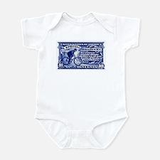Funny Stamp Infant Bodysuit