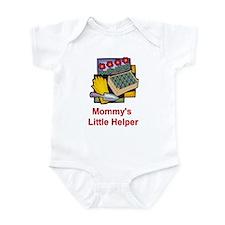 Mommy's Helper Gardening Infant Bodysuit