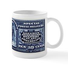 Funny Postage Mug