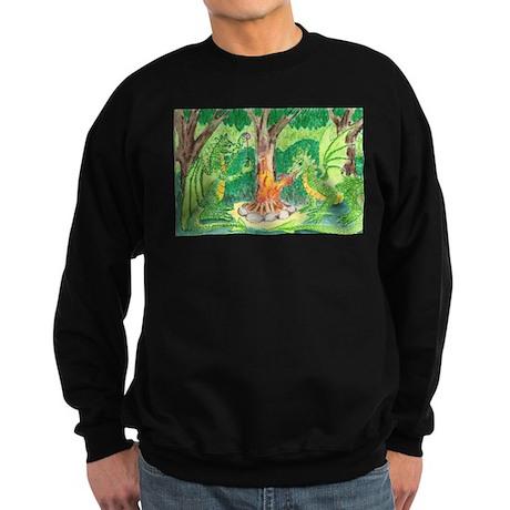 Dragonfire Sweatshirt (dark)