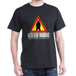 Dark T-Shirt Metalhead warning