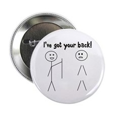 "Got Your Back! 2.25"" Button"