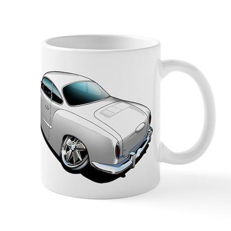 Karmann Ghia White Mug