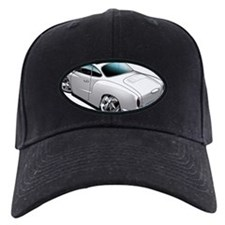 Karmann Ghia White Baseball Hat