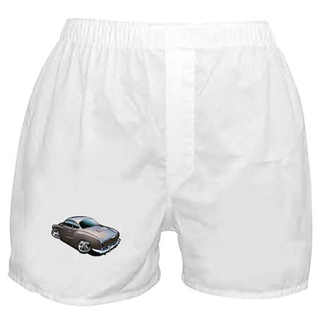 Karmann Ghia Brown Boxer Shorts