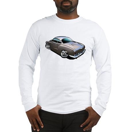 Karmann Ghia Brown Long Sleeve T-Shirt