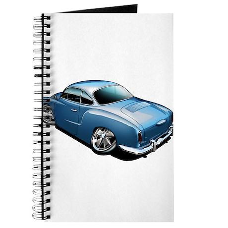 Karmann Ghia Blue Journal