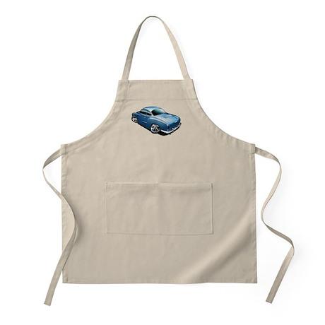 Karmann Ghia Blue BBQ Apron