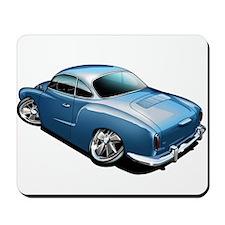 Karmann Ghia Blue Mousepad