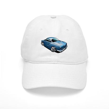 Karmann Ghia Blue Cap