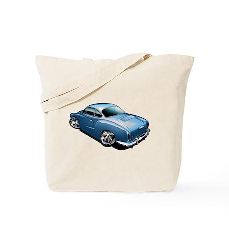 Karmann Ghia Blue Tote Bag