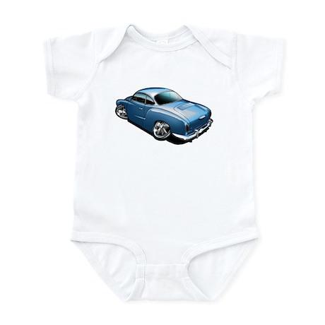 Karmann Ghia Blue Infant Bodysuit