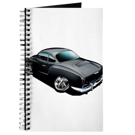 Karmann Ghia Black Journal