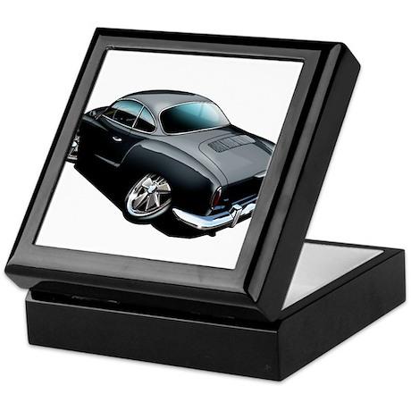 Karmann Ghia Black Keepsake Box